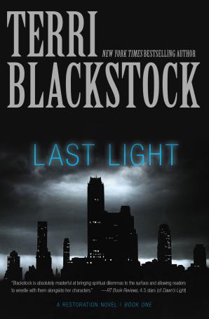 Last Light Paperback  by Terri Blackstock