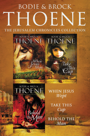 The Jerusalem Chronicles eBook DGO by Bodie and Brock Thoene