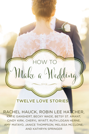 How to Make a Wedding eBook DGO by Cindy Kirk