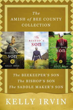The Amish of Bee County Collection eBook DGO by Kelly Irvin