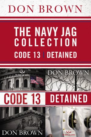 The Navy Jag Collection eBook DGO by Don Brown