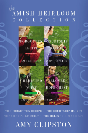 The Amish Heirloom Collection eBook DGO by Amy Clipston