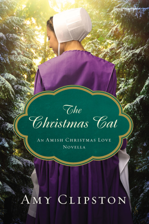 The Christmas Cat eBook DGO by Amy Clipston