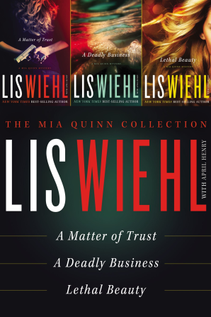 The Mia Quinn Collection eBook DGO by Lis Wiehl