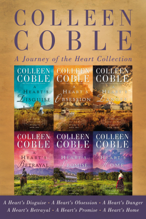 A Journey of the Heart Collection eBook DGO by Colleen Coble