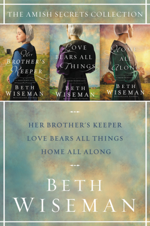 The Amish Secrets Collection eBook DGO by Beth Wiseman