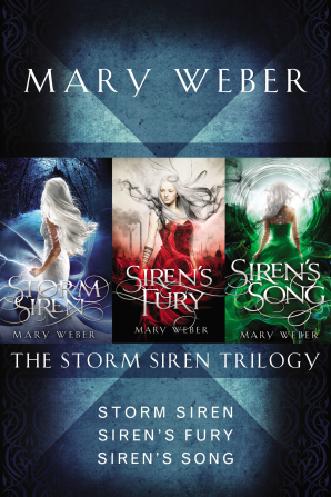 The Storm Siren Trilogy eBook DGO by Mary Weber