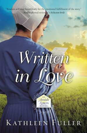 Written in Love Paperback  by Kathleen Fuller