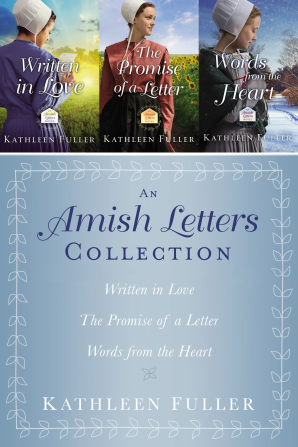 The Amish Letters Collection eBook DGO by Kathleen Fuller