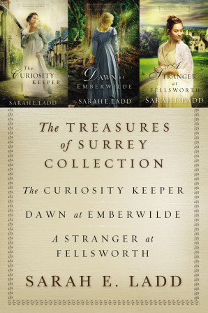 The Treasures of Surrey Collection eBook DGO by Sarah E. Ladd