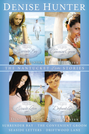 The Nantucket Love Stories eBook DGO by Denise Hunter