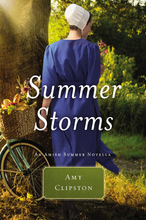 Summer Storms eBook DGO by Amy Clipston