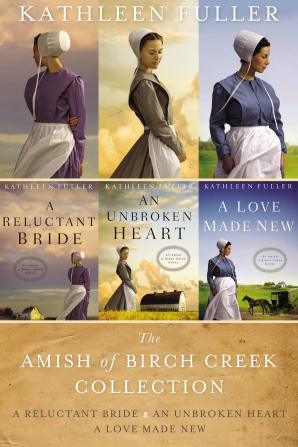 The Amish of Birch Creek Collection