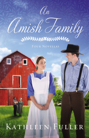 An Amish Family Paperback  by Kathleen Fuller