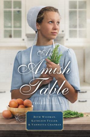 An Amish Table Paperback  by Beth Wiseman