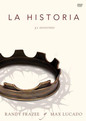 La Historia currículo DVDR