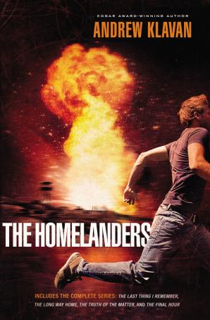 The Homelanders Paperback  by Andrew Klavan