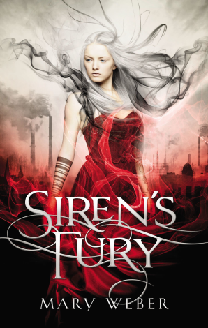 Siren's Fury Paperback  by Mary Weber