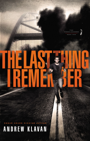 The Last Thing I Remember Paperback  by Andrew Klavan