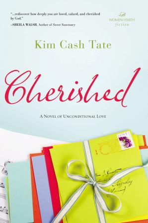 Cherished Paperback  by Kim Cash Tate